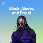 Black, Queer, and Proud