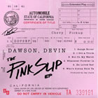 The Pink Slip EP