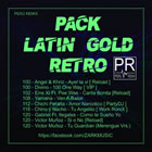 PACK LATIN GOLD RETRO FREE