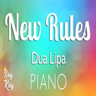 New Rules (Piano Acoustic) Live