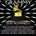 Grammy 2017 Nominees