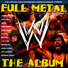 WWE: Full Metal - The Album, Volume 1